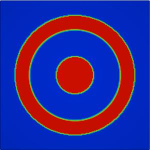 FLOW-3Dの流体による溶接解析_空間形状_マルチコア